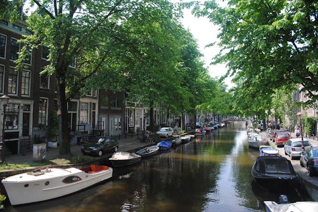 جوردان أشهر ضواحي أمستردام في هولندا