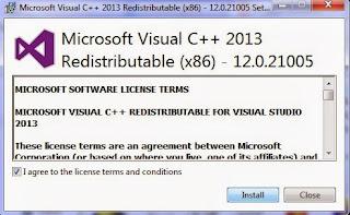 Cara mengatasi error  msvcp120.dll Gak Ribet 100% Work