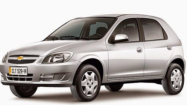 Chevrolet novo celta 2015