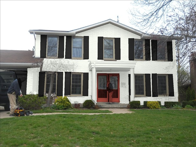 my house my canvas exterior paint help