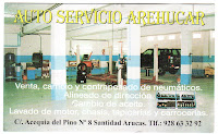 AUTO SERVICIO AREHUCAR
