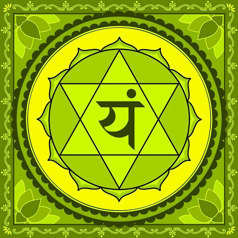 Namaste Zentroa Blogg: Cuarto Chakra: Anahata