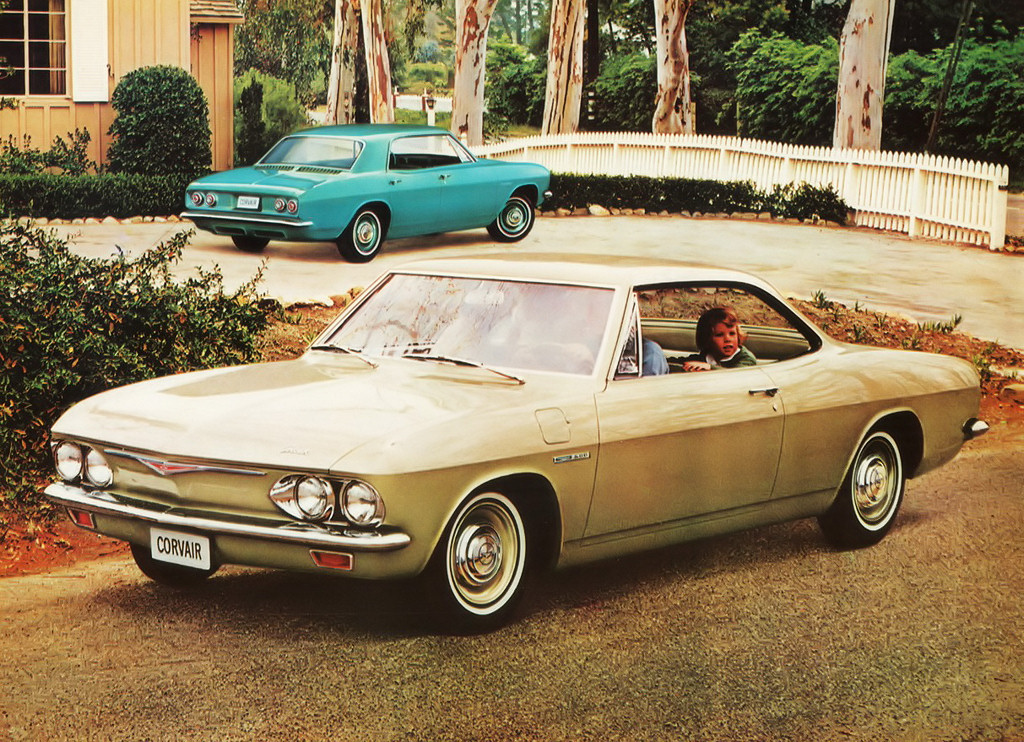 Chevrolet corvair 500 series 2 sedan and coup 233 chevrolet corvair 900