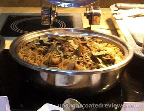 bami goreng fried noodles