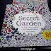Buku Mewarna Secret Garden