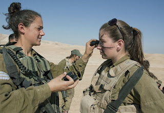 israel woman