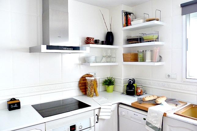 Una pizca de hogar c mo poner orden en mi cocina - Orden en la cocina ...