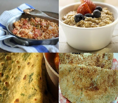 Spicy Indian Recipes With Oats for Weight Loss
