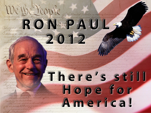 ron paul for president 2012