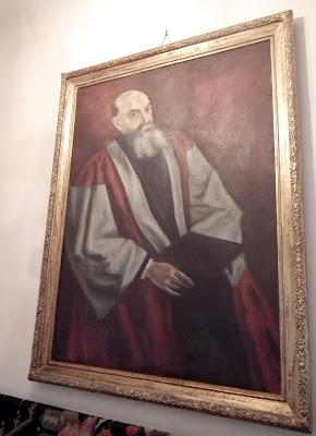 Nicolae Iorga Portrait