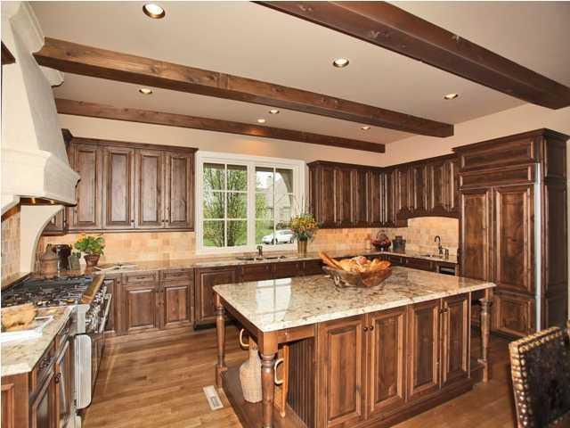 bella maria mom . .: million dollar kitchens