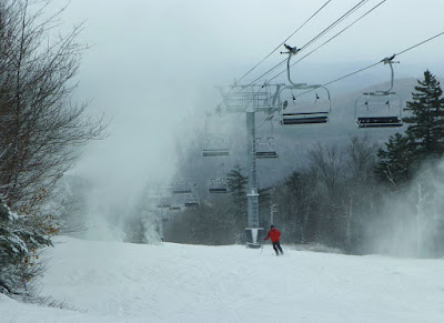 Gore Mountain, Saturday 12/19/2015.  The Saratoga Skier and Hiker, first-hand accounts of adventures in the Adirondacks and beyond, and Gore Mountain ski blog.