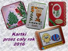 kartki przez cały rok 2016