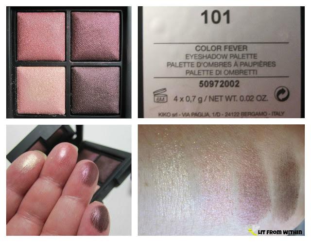 Kiko Color Fever 101