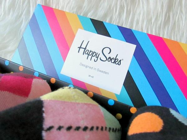 Happy Socks - Stylische Socken & Rabattcode für meine Leser!