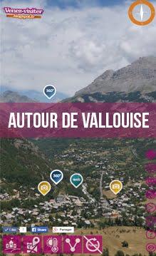 Randonnées autour de Vallouise