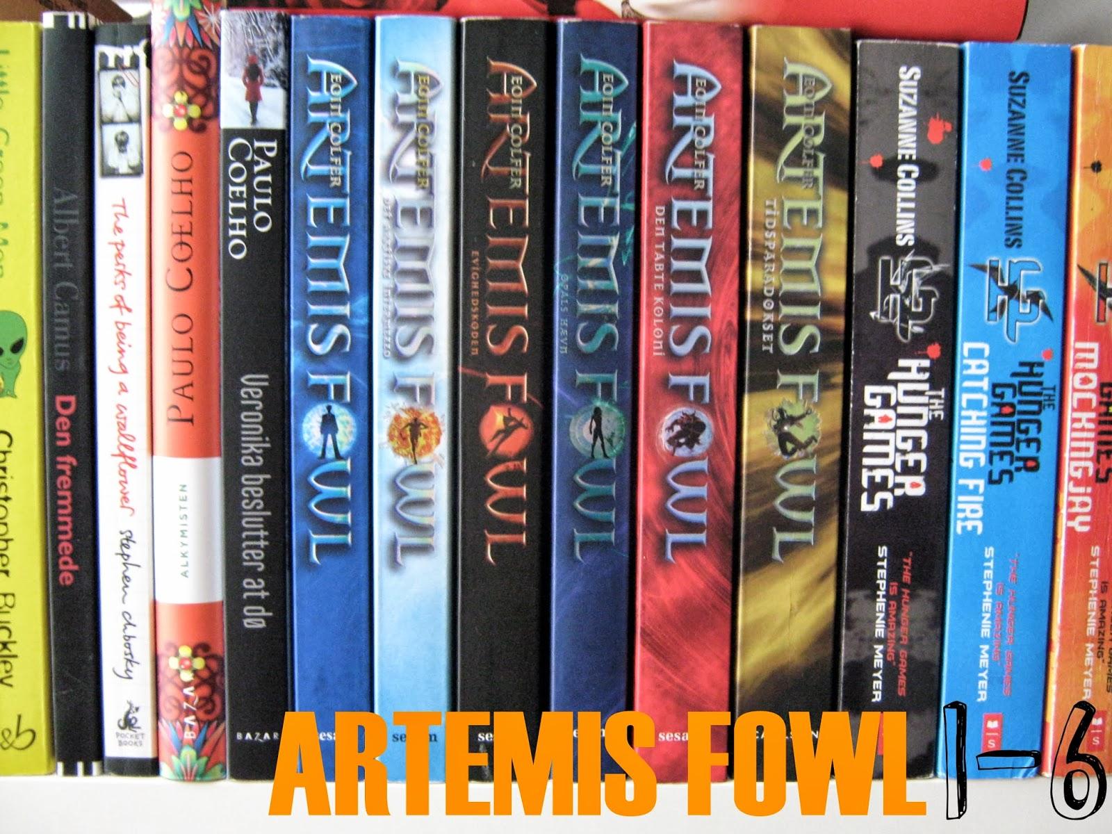 harry potter bøger rækkefølge