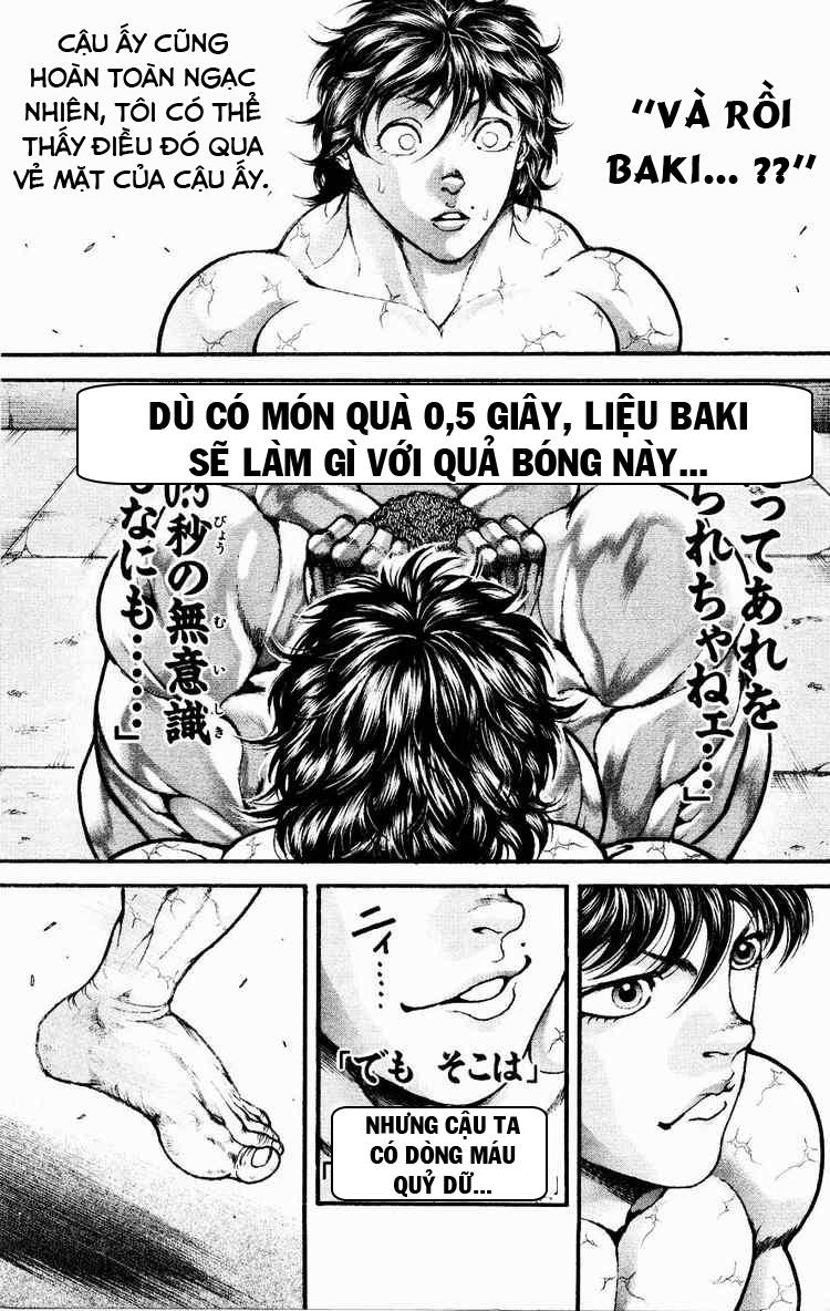 Baki - Son of Ogre chap 70 - Trang 29