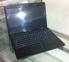 jual laptop 2nd compaq 515