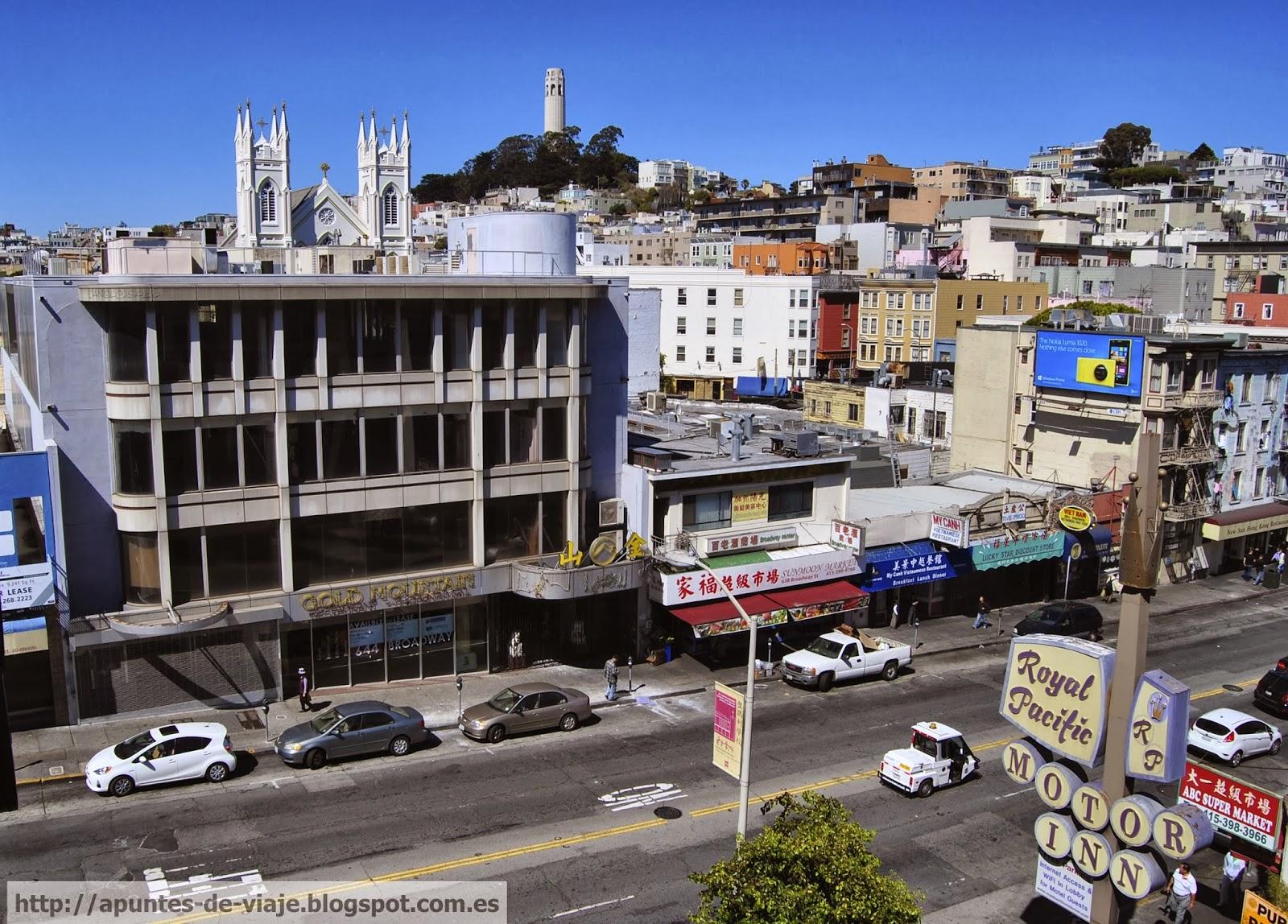 Apuntes De Viaje Llegada A San Francisco