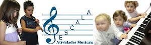 Escala Atividades Musicais