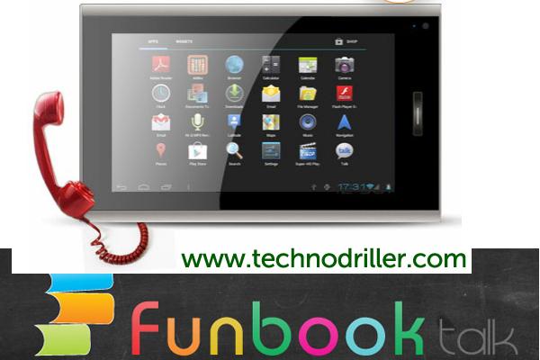 Micromax Funbook Talk