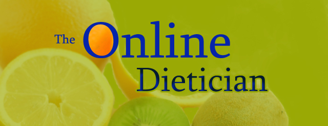 The online Dietician