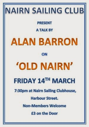 Old Nairn talk by Alan Barron