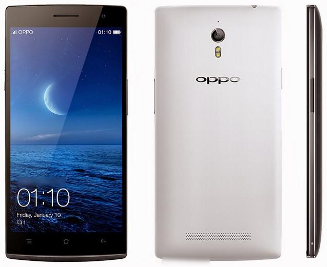 Spesifikasi Handphone Oppo Smartphone Find 7a