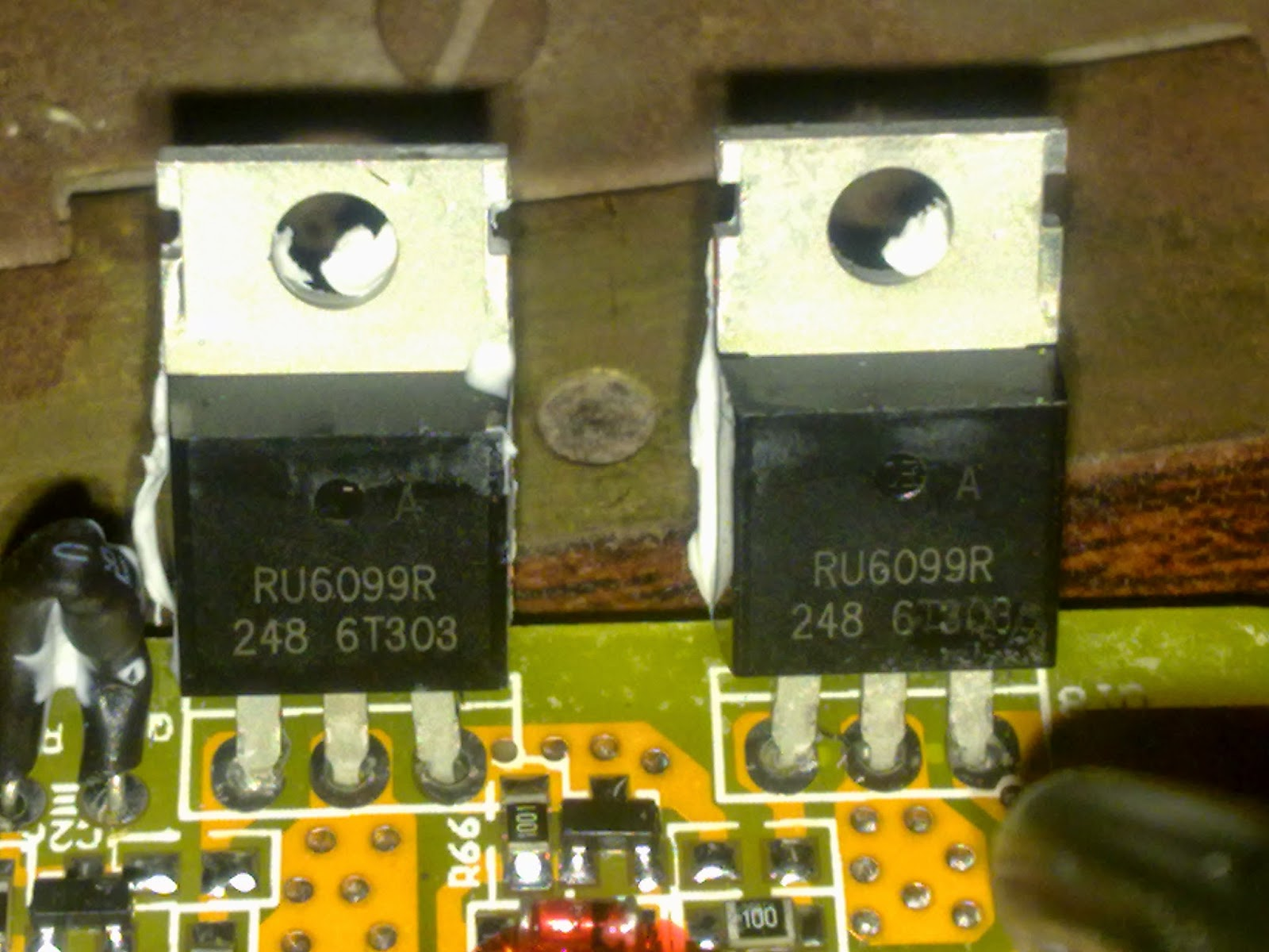 Inside Tour 500watt 12v Dc To 220v Ac Switch Mode Power Inverter Circuit Diagram Of On These Transistors Are Deployed At Input Which Produce Pwm For