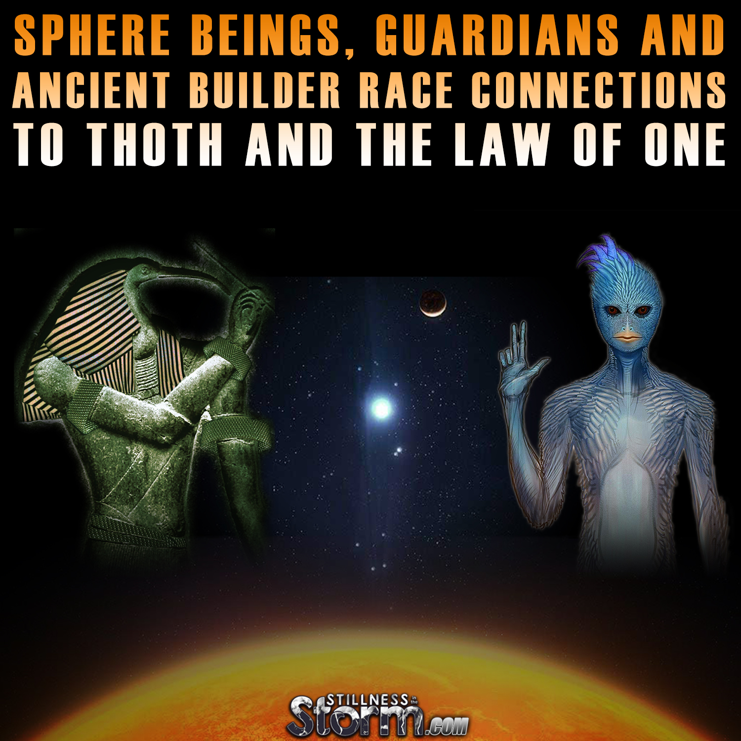 Shani Emerald: Sphere Beings, Guardians And Ancient Builder Race
