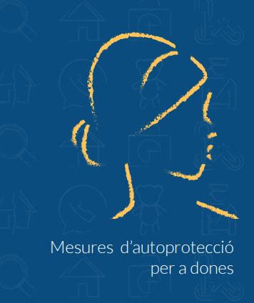 Mesures d'autoprotecció per a dones