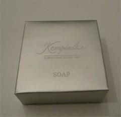 Kempinski Soap