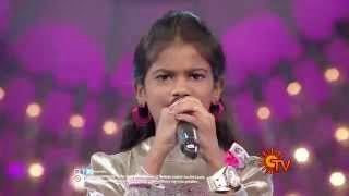 Sun Tv Sun Best Of Singer Season 2 , Sun Singer – Who is the hero by Prithika ,11-05-2014, Episode 40, 11th May Sun Singer,Sun Tv Show