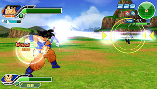Dragon Ball Z psp