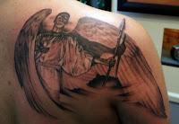 modele tatuaje cu ingeri