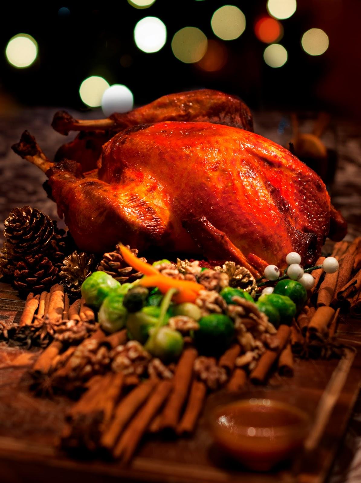 Tandoori Turkey Christmas Mince Pie a la Indiana