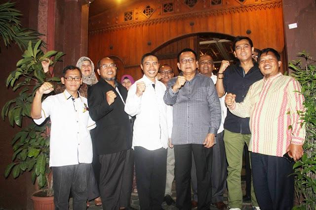 Jelang Pilkada DKI Jakarta, PKS Sambangi Gerindra