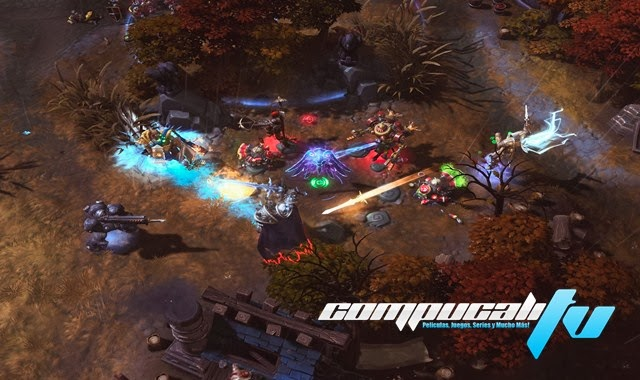 Heroes Of The Storm Alpha 3DM PC Full