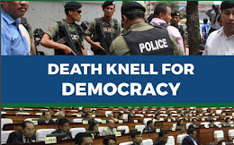 Death Knell for Democracy