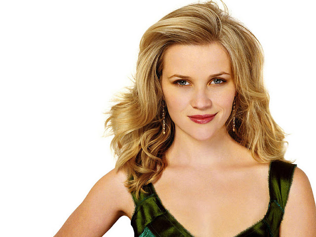 American Actress Reese Witherspoon