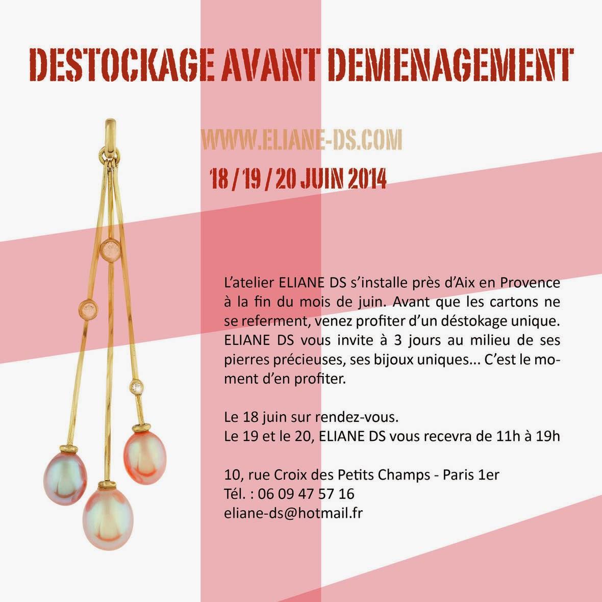 destocking collections Eliane DS