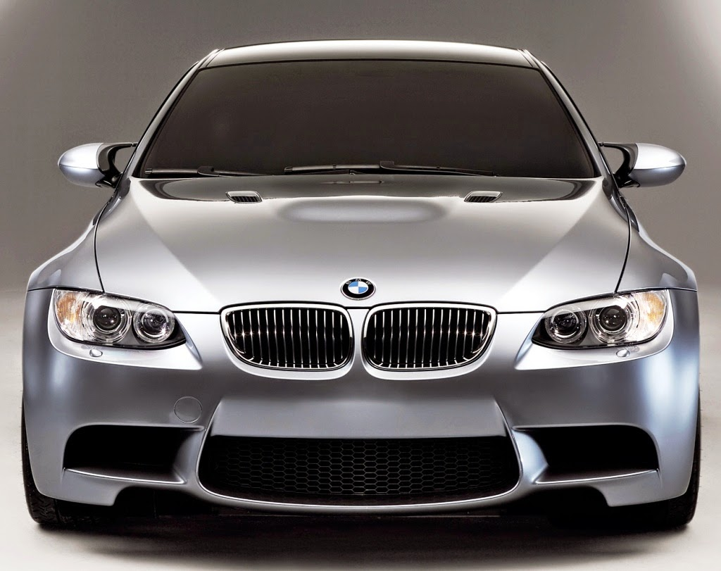Bmw M Sports Car Front