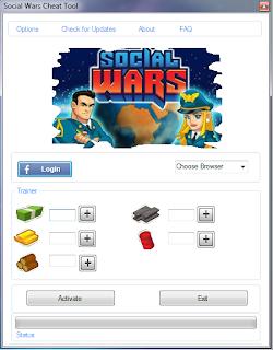 social wars hack