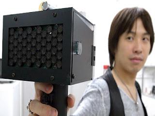Remote Control untuk mendiamkan orang (Speech Jammer)