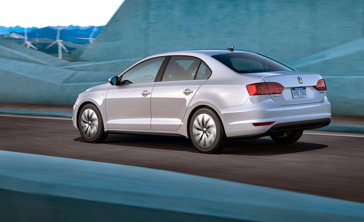 2015 Volkswagen Jetta Hybrid Pictures Prices