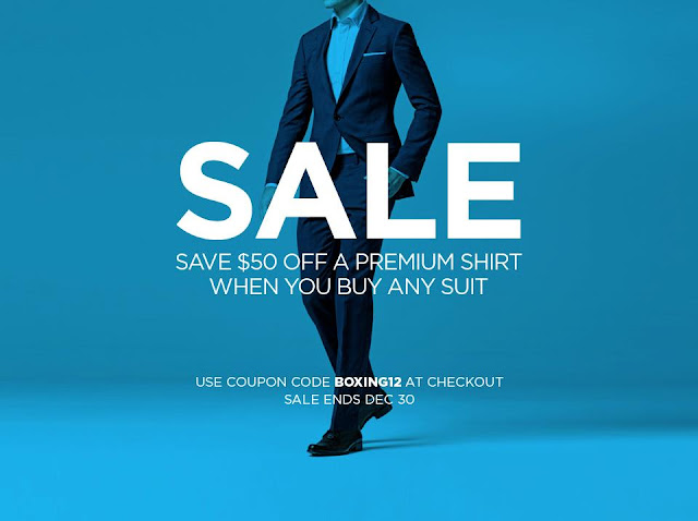 Indochino Boxing Day Coupon