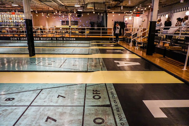 Royal Palms Shuffleboard Club-Brooklyn, New York- Travel The East