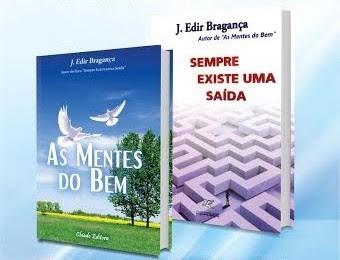 LIVROS DO AUTOR J. EDIR BRAGANÇA