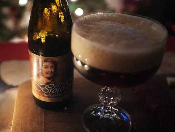 Бельгийское пиво Adriaen Brouwer